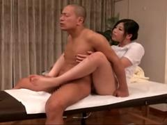 Massage Service Japanese Woman