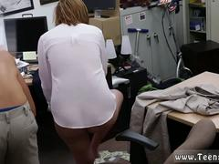 Hairy milf dirty talk and cable guy Foxy Business Lady Gets Fucked