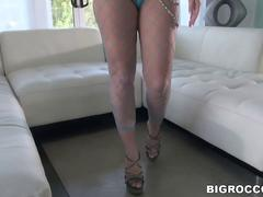 Backstage sex with Maddy OReilly