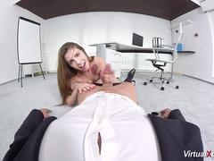 wild sex with schoolgirl Elle Rose