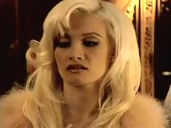 Holly madison sex video, girl licks cum from pussy