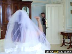 Brazzers - Big Butts Like It Big - Simony Diamond and Danny D - Big Butt Wedding Day