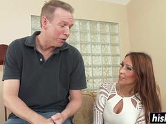 sexy milf gets plowed in hardcore fashion movie movie 1