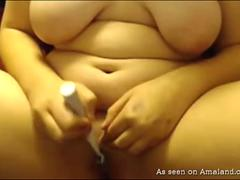 Chubby amateur girlfriend