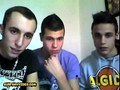 HUNG GUY WANK AND FRIENDS ON WEBCAM