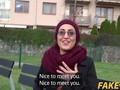 Yasmeena In Afghan beauty gives forest blowjob