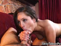 Taboo amateur doggystyled after showing body