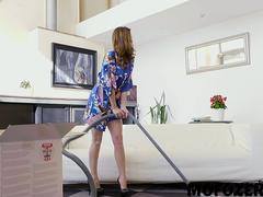 Jimena Lago In Housewife Seduces Salesman