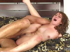 Teen Harley Ann Wolf Looks Innocent But Loves Fucking