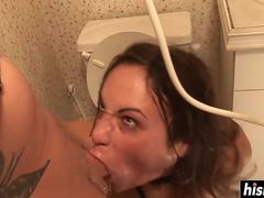 Amber loves to get dominated hard