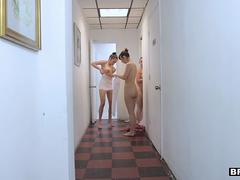 BFFS - Fake Instructor Tricks Ballerinas And Fucks Them