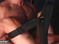 Men.com - Cooper Dang and Diego Sans - Please Disturb Part 2 - Drill My Hole - Trailer preview