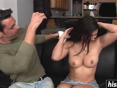 Valerie Kay likes his hard dick