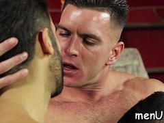serious bedroom gay romance anal video 2