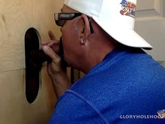 Youthful Cock Gets Sucked At The Gloryhole