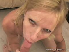 blonde milf takes a cock up her ass film