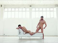 Men.com - Hector De Silva and Jean Favre - The Parlor Part 2 - Drill My Hole - Trailer preview