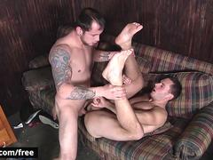 Bromo - Brenner Bolton with Jared Summers at Bareback Motel Part 1 Scene 1 - Trailer preview