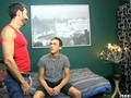 Tight married stud pounding twink ass until a blasting end
