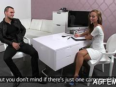 stunning female agent is getting fucked segment feature 1