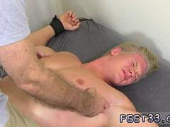 Porn gay licking pussy cum male cock movie 63 Hunk Seamus Tickled