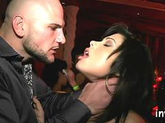 club party full of warm pussy segment