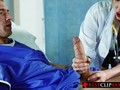 Sexy doctor practices Mouth to Dick - More at BestClipXXX
