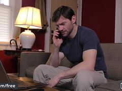 Men.com - Damien Kyle and Dennis West - For A Good Time Call Part 1 - Drill My Hole