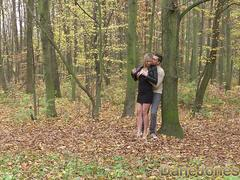 Dane Jones Sexy couple play in public and fuck hard in kitchen