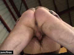 BROMO - The Lumber Yard Scene 1 featuring Jordan Levine and Teddy Bear - Trailer preview
