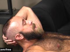 BROMO - Cum Bath Scene 1 featuring Dante Colle and Teddy Bear - Trailer preview