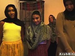 Arab strip dance and pussy fingering Afgan whorehouses exist