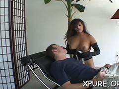 old guy dominated by  slut feature feature 1