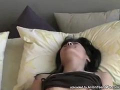 Sexy Asian girlfriends in homemade porn compilation