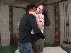 Mind blowing scenes of hard fucking with Mei Naomi - More at Japanesemamas.com
