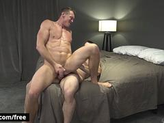 Jaxton Wheeler with Pierce Paris at Abandoned Part 3 Scene 1 - Trailer preview - Bromo