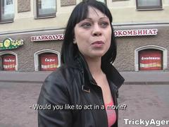 Tricky Agent - Annette - Would you ever think she was a dancer?!