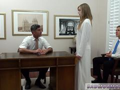 Teen anal gangbang creampie Ive looked up to President Oaks my whole life I indeed