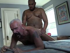 Ebony Robert Barebacks Daddy Stew