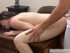 Teen anal devastation dildo and rough hd first time He took all my clothes off