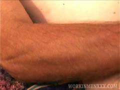 Mature Amateur Rudy Beating Off