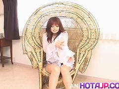 Rin Yuuki enjoys man with large dick to complete her play - More at hotajp.com