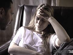 Teen dominated by doctor