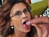 Hot sugarmama on younger dick