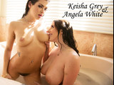 Keisha Grey doesnt want to be only Angela Whites assistant!
