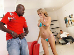 Pristine Edge Fucks Lexington Steele On Her Birthday