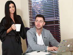 India Summer Teaches Her Stepson a Lesson