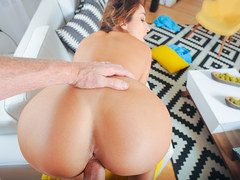 DadCrush - Daddy Fucks Stepdaughter For Money